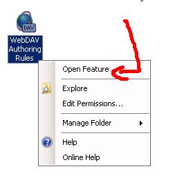 WebDAV 403 – Forbidden Access is denied   Ycsoftware net