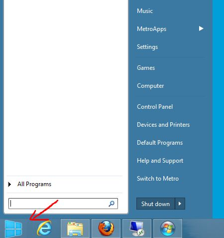 start_menu_windows8_ycsoftware